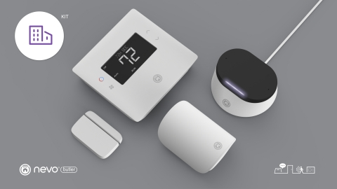 Smarter Living Kits Powered by Nevo® Butler accelerate introduction of new smart services. (Photo: B ...