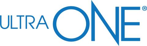 UltraONE logo