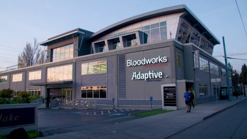 Adaptive Biotechnologies, a pioneer and leader in immune-driven medicine, is headquartered in Seattle, WA. (Photo: Business Wire)