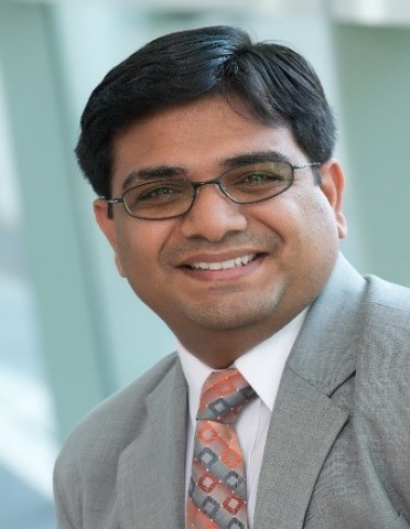 Atul Deshpande, Chief Strategy Officer and Head of U.S. Operations, Harbour BioMed. (Photo: Business ...
