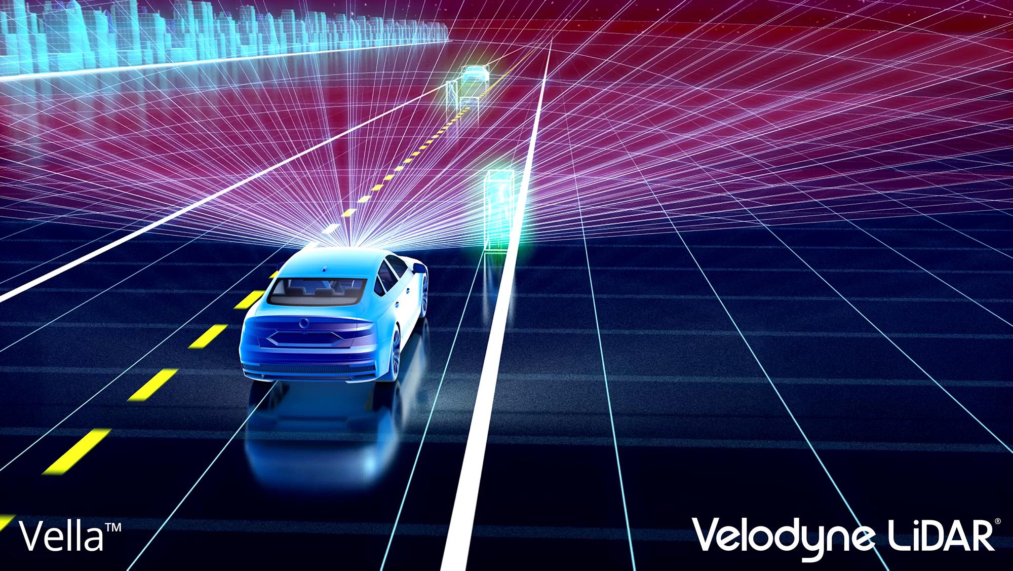 Velodyne Lidar to Present Breakthrough Technology for