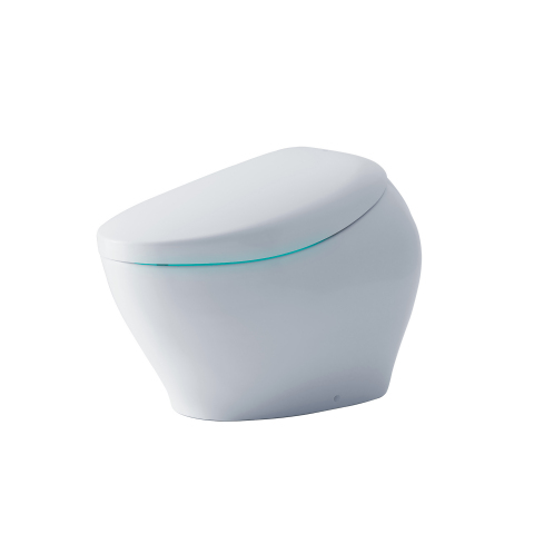 A CES 2019 Innovation Awards Honoree, TOTO's NEOREST NX2 is its most beautiful intelligent toilet with its most advanced cleansing technology. (Photo: Business Wire)