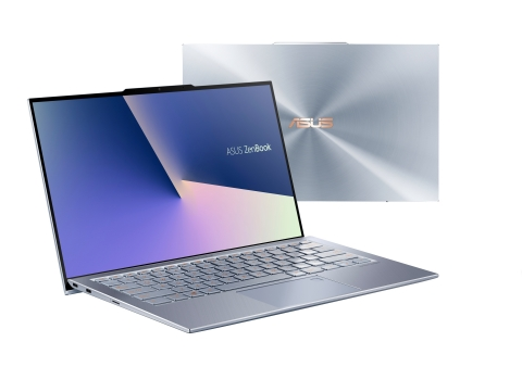 ASUS ZenBook S13 (UX392) (Photo: Business Wire)