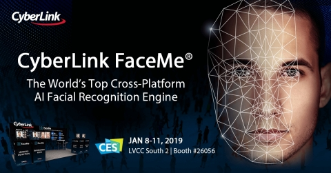 CyberLink Introduces Smart AIoT Solutions Powered by FaceMe® AI Facial Recognition Engine at CES 201 ...