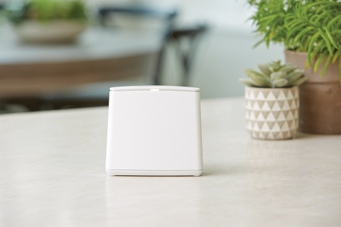 Dual-band options are available with the Onelink Surround Wi-Fi solution to provide faster, stronger, more reliable Wi-Fi throughout the home. (Photo: Business Wire)