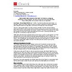 Onelink Safe & Sound Release