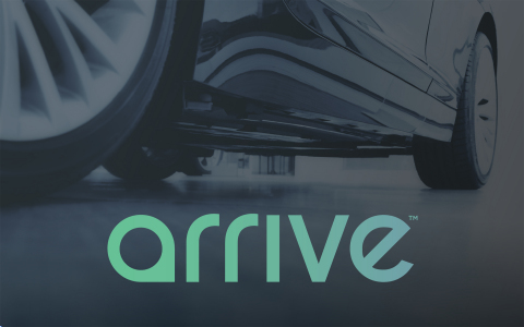Arrive is powering the last mile of connected and autonomous mobility. (Graphic: Business Wire)