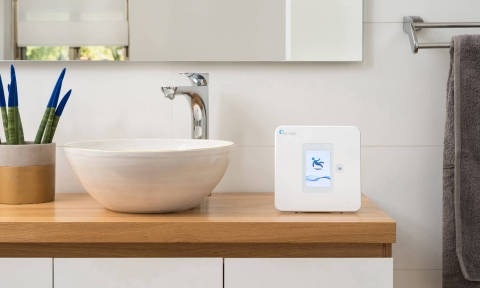 Walabot HOME is expanding from a bathroom fall detection device to a home health monitoring solution assisting seniors who want to age in place and maintain privacy and dignity in their home. (Photo: Business Wire)