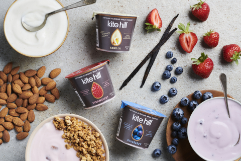 Consumers Feel Almond Milk-Based Products Could Help Them Meet Their 2019 Health & Wellness Goals (Photo: Business Wire)