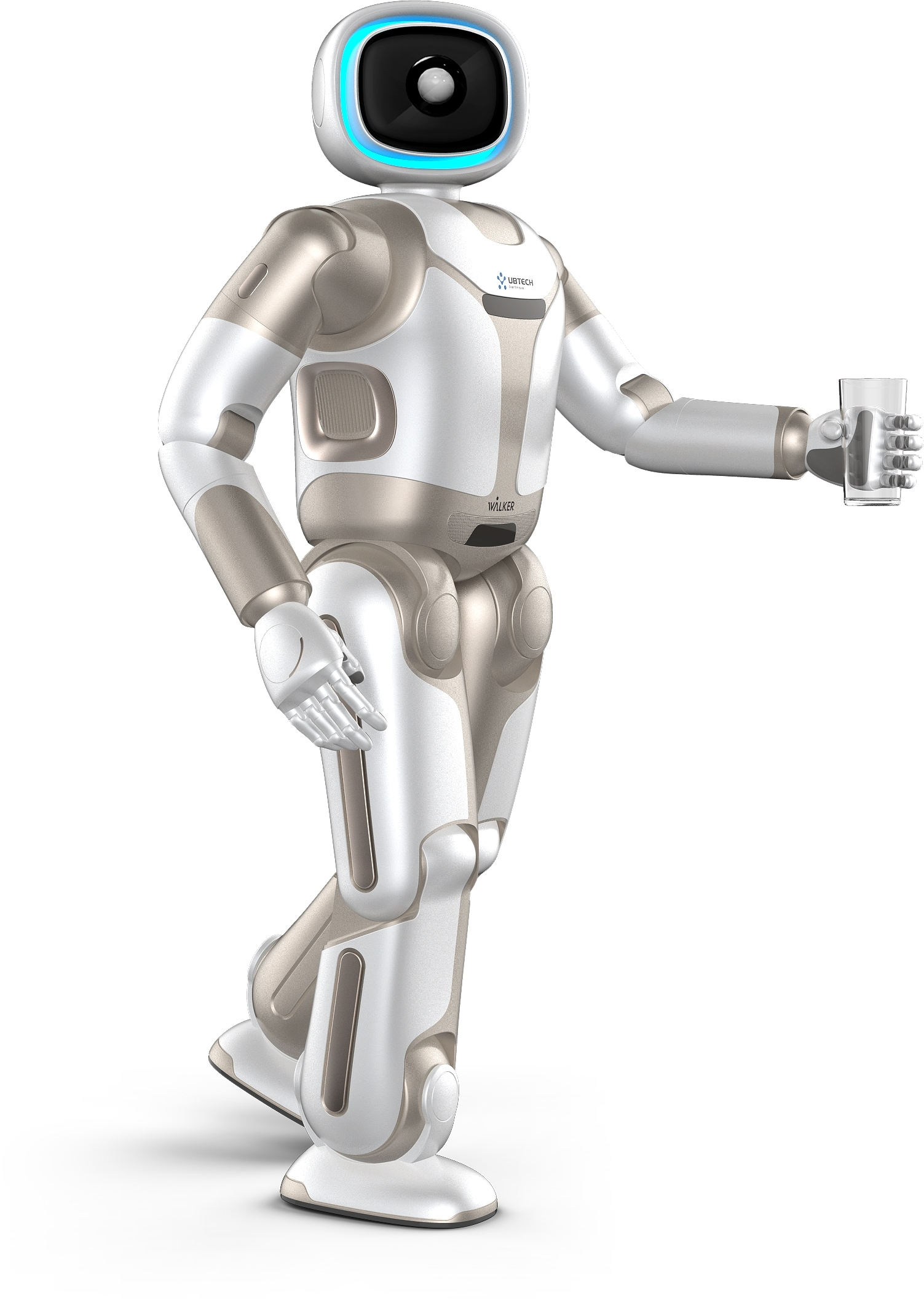 UBTECH Unveils Next-Generation Intelligent Humanoid Robots at CES ...