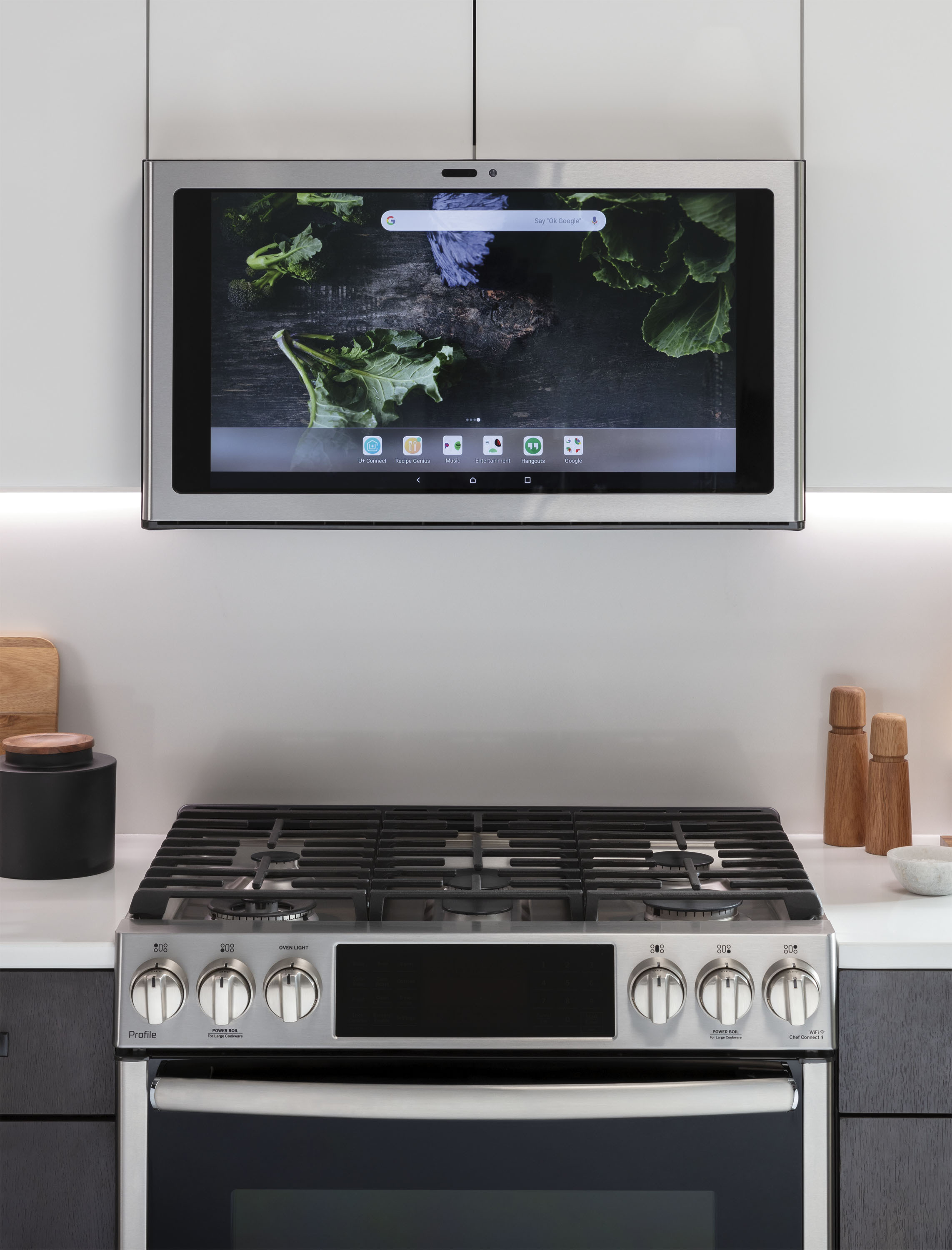 Ge Appliances Reveals The New Heartbeat Of The Connected Home