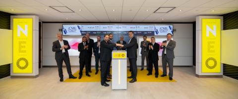 CMI Mortgage Investment Corp., et son responsable opérationnel Bryan Jaskolka, se joignent à Joacim ...