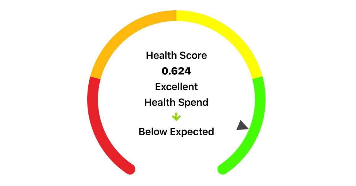 Mobile App Calculates Consumer Health Score Using FHIR Resources