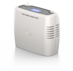 ResMed Mobi portable oxygen concentrator (Photo: Business Wire)
