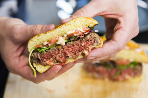 The Impossible Burger (Photo: Business Wire)