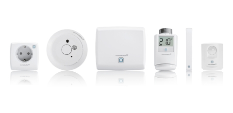 Product Range Homematic IP (Photo: Business Wire)