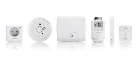 Homematic IP Produktreihe (Foro: Business Wire)