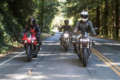 Energica Motorcycles (Photo: Energica Motor Company)