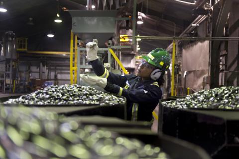 Sherritt cobalt production facility in Fort Saskatchewan, Alberta (Photo: Business Wire)