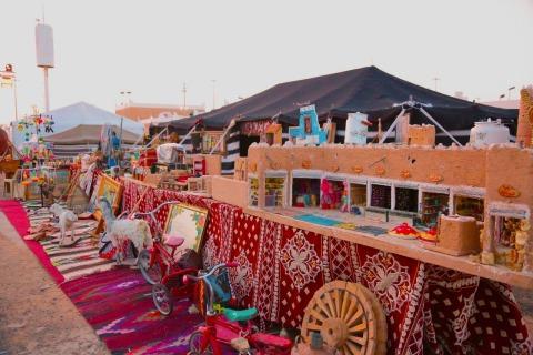 Scenes from the 33rd Edition of Janadria Festival in Saudi Arabia (Photo: AETOSWire)