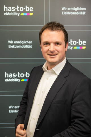 Martin Klässner – CEO of has·to·be gmbh Copyright Lorenz Masser (Photo: Business Wire)