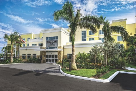 The Residence Inn by Marriott Fort Lauderdale Pompano Beach in Florida. (Photo: Business Wire)