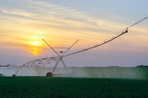 CropMetrics Selects Iteris ClearAg for Enhanced Irrigation Management (Photo: Business Wire)