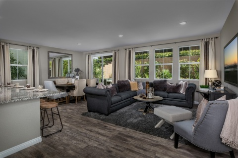 KB Home is now including its KB Smart Home package with Google Assistant in two KB Home Las Vegas co ...