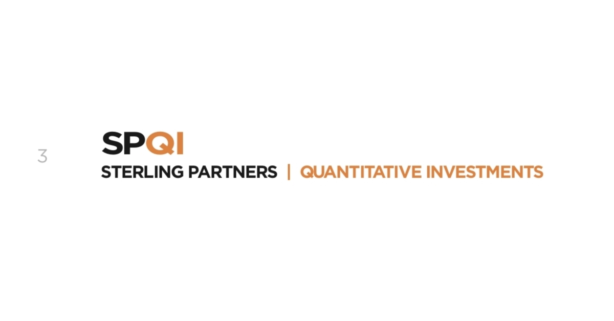 Sterling Partners Quantitative Investments Launches Equity