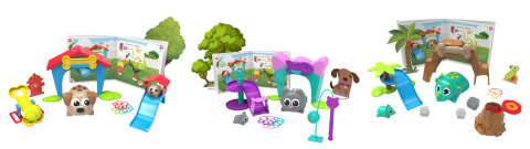 Learning Resources Launches Screen-Free Preschool Coding Toy Coding Critters. (Photo: Business Wire)