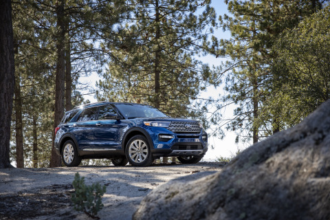 Ford today introduces its all-new 2020 Explorer – a complete redesign of America's all-time best-sel ...
