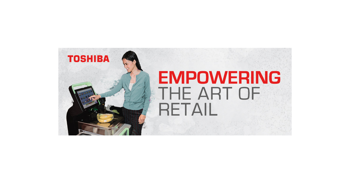 Toshiba Spotlights New Innovations for Empowering Retail at