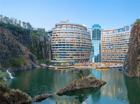 Intercontinental Shanghai Wonderland (Photo: Business Wire)