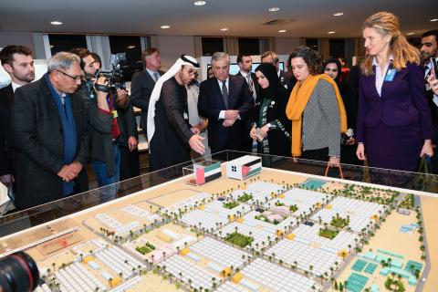 UAE Humanitarian Exhibition at the European Parliament in Brussels, Belgium (Photo: AETOSWire)