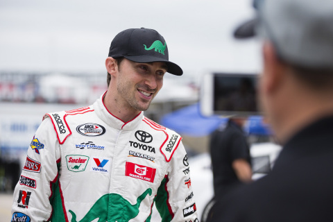 Sinclair Oil Corporation sponsors Michael Self of ARCA Racing Series in the 2019 series (Photo: Business Wire)
