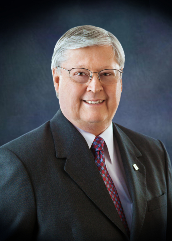 Dennis E. Nixon, CEO of International Bank of Commerce in Laredo, and chairman of the board of International Bancshares Corporation (Photo: Business Wire)