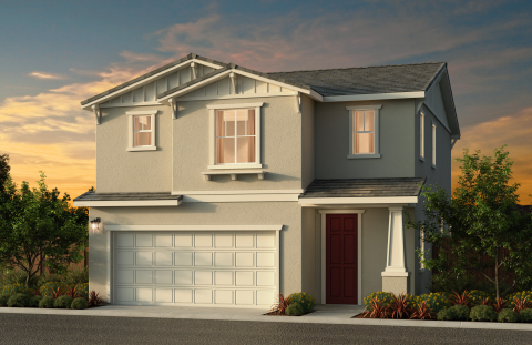 New KB homes are now available in Elk Grove, California. (Photo: Business Wire)
