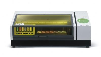 UV Printer LEF-200 (Photo provided by FUJITEX)