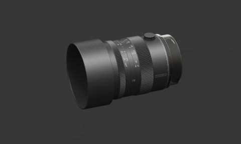NWS Instruments AG 110mm APO Lens (Photo: Business Wire)