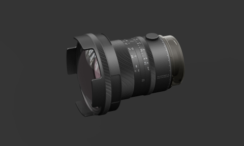 NWS instruments AG 23mm APO Lens (Photo: Business Wire)