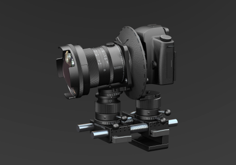 NWS Instruments AG Akrobat™ and 23mm APO Lens (Photo: Business Wire)