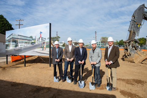 Skechers breaks ground on Skechers Corporate Headquarters expansion that will more than double desig ...