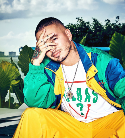 GUESS?, INC. PARTNERS WITH GLOBAL MUSIC SUPERSTAR, J BALVIN TO LAUNCH CAPSULE COLLECTION