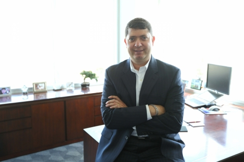 Black & Veatch Names Mario Azar New President of Power Business. (Photo: Business Wire)