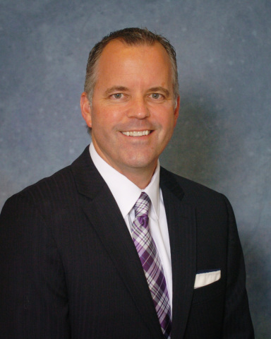Eric Shirley, new Patterson Dental President (Photo: Business Wire)