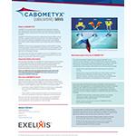 CABOMETYX® Fact Sheet