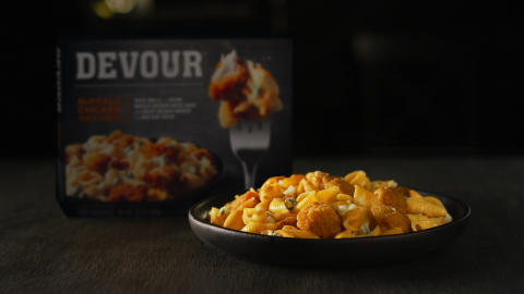 DEVOUR Frozen Meal (Photo: Business Wire)