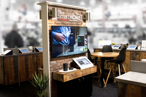 In-Store Experience designs experiential retail category solution for smart and connected products for P.C. Richard & Son. (Photo: Business Wire)