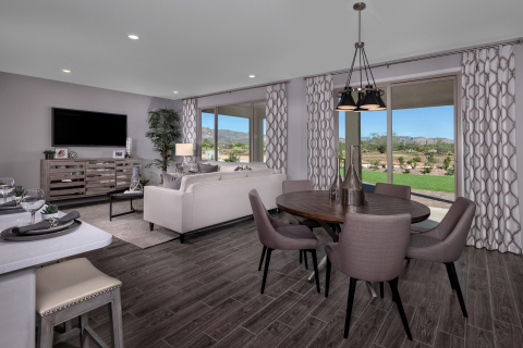 New KB homes now available in Gold Canyon, Arizona. (Photo: Business Wire)