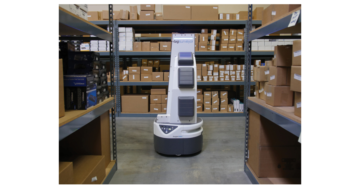 Ryder Redefines the Smart Warehouse